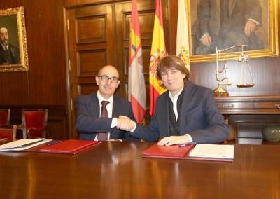 El Ayuntamiento de Soria e Iberaval refuerzan su apoyo financiero al pequeño empresario de la ciudad con bonificaciones de hasta 2.500 euros