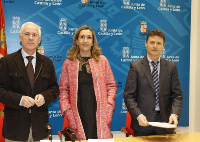 «ADE Financia», apoyado por Iberaval, facilita 5,7 millones de euros a pymes y autónomos de Palencia