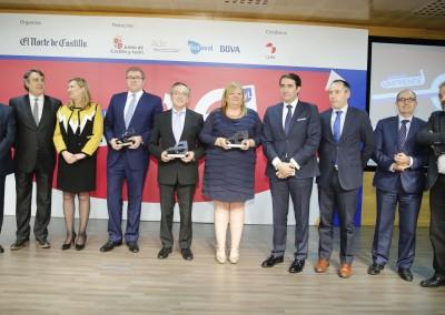 Iberaval apoya los «Premios Castilla y León Emprende»