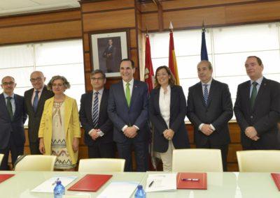 Alianza entre Iberaval y las cajas de rurales para facilitar financiación a la industria primaria y los emprendedores del medio rural de Castilla y León