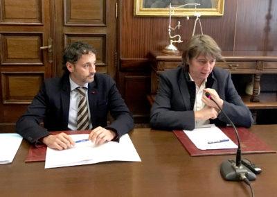 El Ayuntamiento de Soria e Iberaval movilizan a partir del apoyo financiero a 87 proyectos más de 10 millones de euros