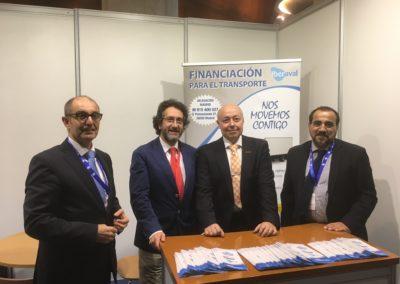 Iberaval acerca sus productos al Congreso Nacional de Empresarios del Transporte, celebrado en Bilbao