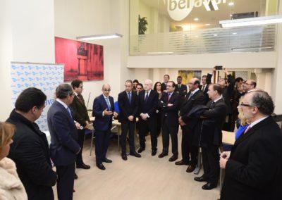 Iberaval inaugura oficina en Burgos con el objetivo de prestar un servicio próximo y eficiente a las empresas