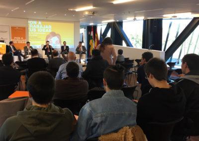 Miguel Ángel Gordillo destaca el respaldo de Iberaval a las pymes riojanas en el Día del Emprendedor