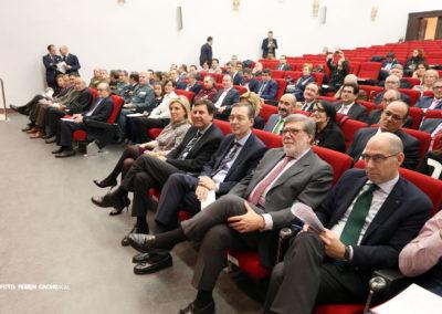 La sociedad civil castellano y leonesa se vuelca en el acto «La Economía en el marco constitucional»