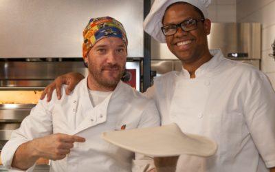 Pizzería 330 grados: los ingredientes del éxito