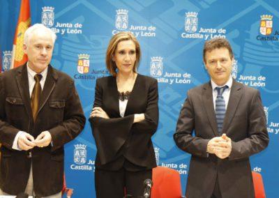 'ADE Financia 2016', respaldado por Iberaval, aumenta la atención a pymes y autónomos de Palencia en un 22 por ciento durante el último año