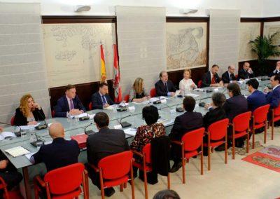 Herrera compromete mayor apoyo a las pymes a través de un reforzado ADE Financia, que movilizará 78 millones de euros
