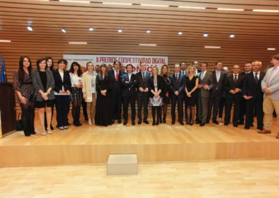 El blog de Iberaval recibe uno de los Premios Competitividad Digital de Castilla y León
