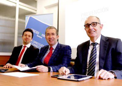 Pisonero pide a los empresarios zamoranos dejar atrás la «incertidumbre» y apuesta por aprovechar herramientas como ADE Financia para impulsar proyectos