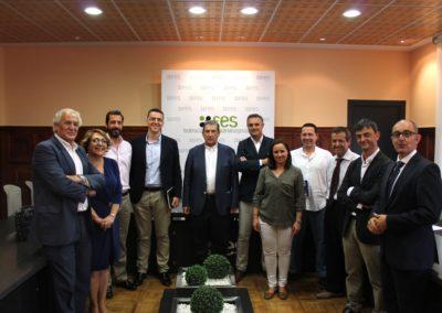 Iberaval acerca en FES a los empresarios segovianos la línea de apoyo a la innovación a «tipo 0» que gestiona fondos de ADE
