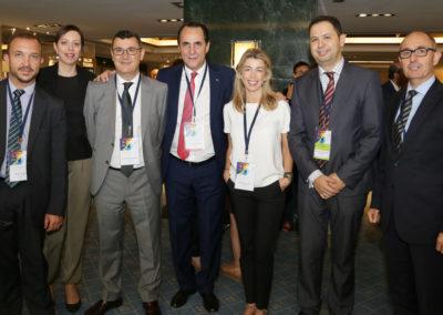 Iberaval asiste al XXV aniversario de AECM, donde se han dado cita cerca de 300 expertos financieros de cuatro continentes