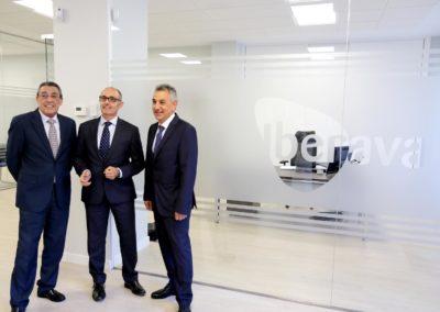 Iberaval inaugura oficina en Salamanca con el propósito de prestar un mejor servicio a sus 2.200 socios en la provincia