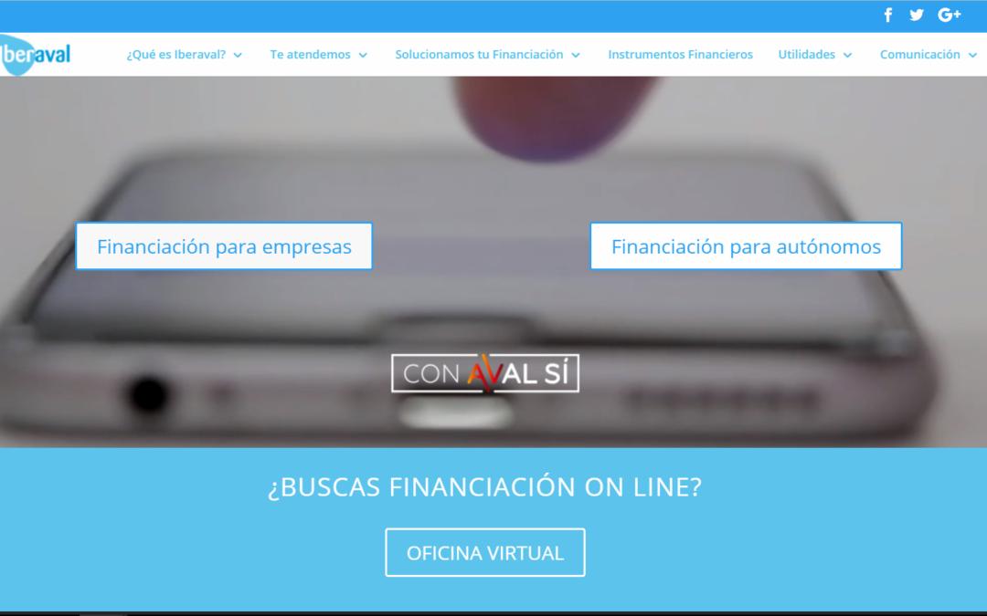 Renovamos contenidos en www.iberaval.es