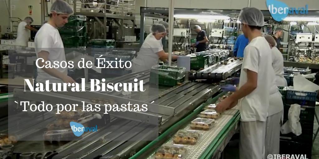 Natural Biscuit, todo por las pastas