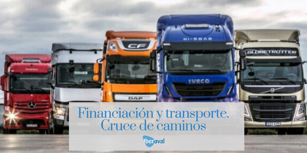 Financiación y transporte. Cruce de caminos