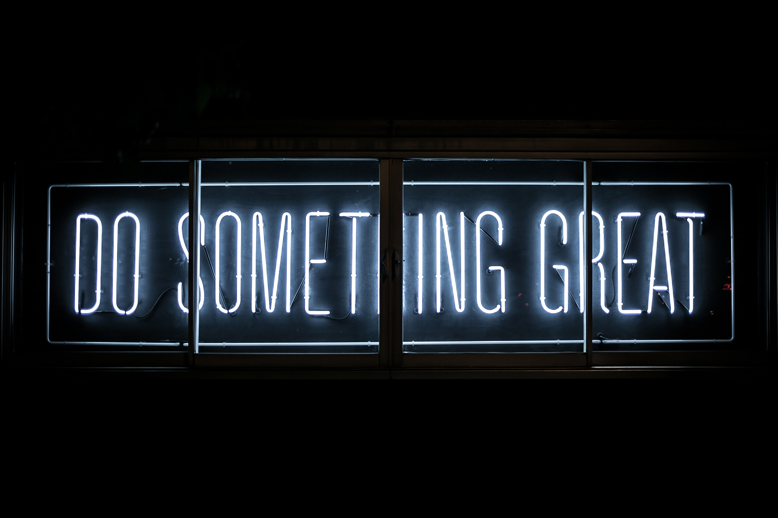 Haz algo grande