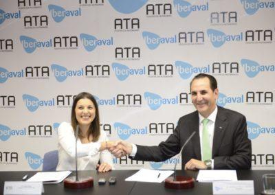 Iberaval y ATA mejorarán la financiación de los autónomos del medio rural de Castilla y León