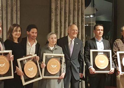 Iberaval recibe el premio Plato Solidario del Banco de Alimentos de Valladolid