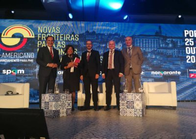 Iberaval defienda las alianzas entre Europa y América en el Foro Iberoamericano de Sistemas de Garantía que acoge Oporto