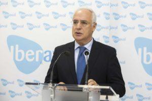 El presidente de La Rioja, José Ignacio Ceniceros, inaugura la oficina
