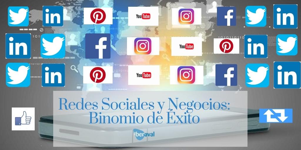 Redes Sociales y Negocios: un binomio de éxito