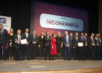 Lácteas Cobreros, Premio Castilla y León Económica a la Estrategia en Mercados Exteriores
