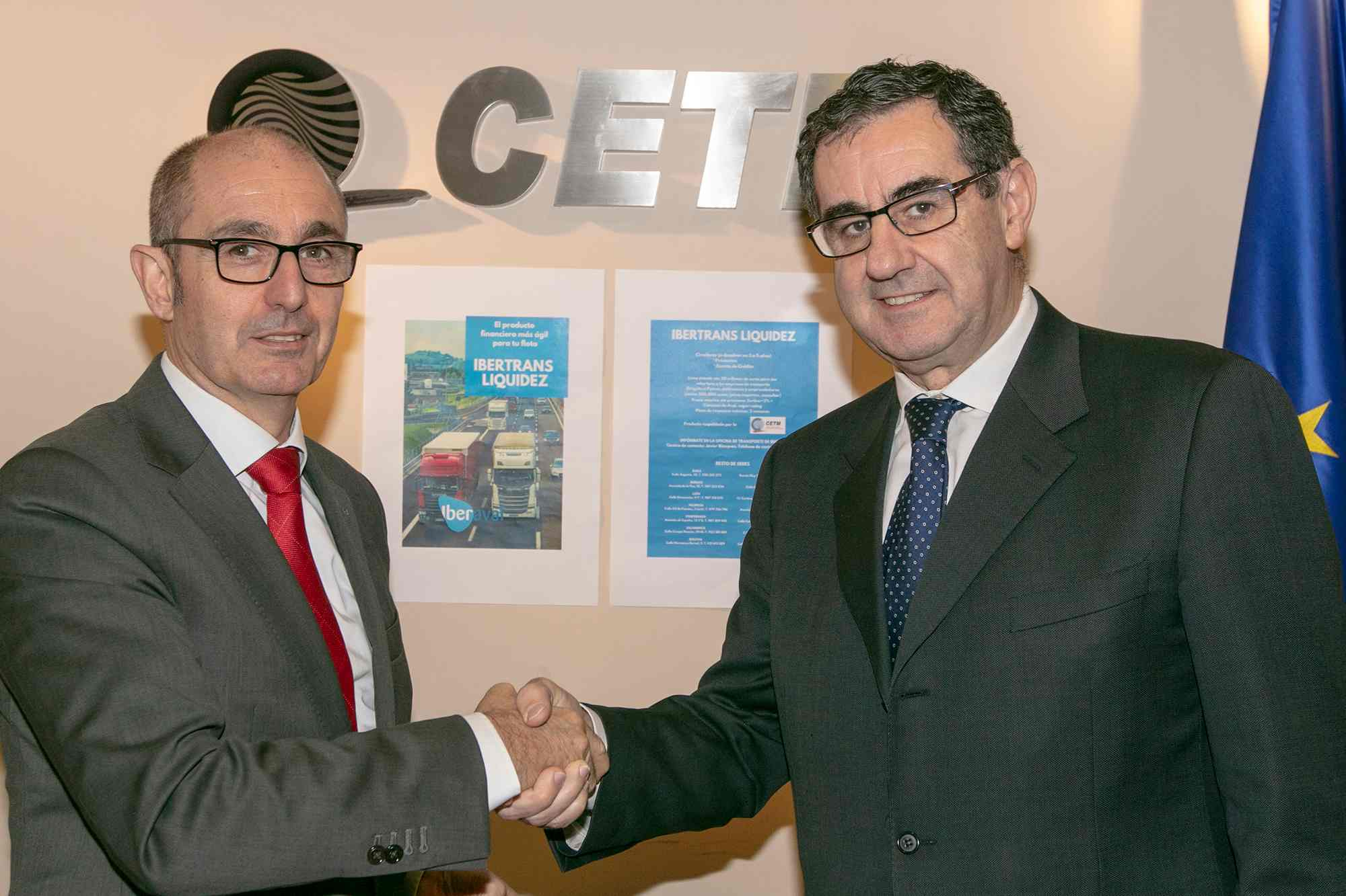 Acuerdo con CETM