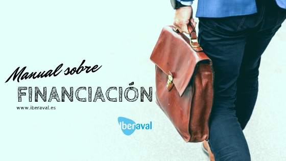Iberaval: manual de financiación
