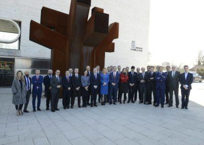 Junta e Iberaval destacan el papel esencial de ADE Financia para el crecimiento de Castilla y León
