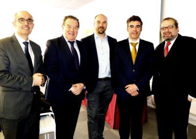 Iberaval pone de relieve la importancia del emprendedor en La Rioja