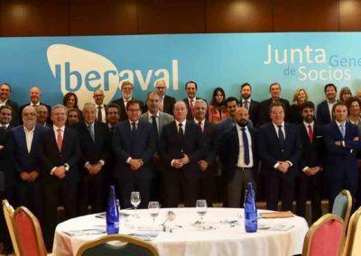 La sociedad civil y la empresa se citan en la Junta General de Iberaval