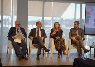 Iberaval aborda los retos de las sociedades de garantía en Santander