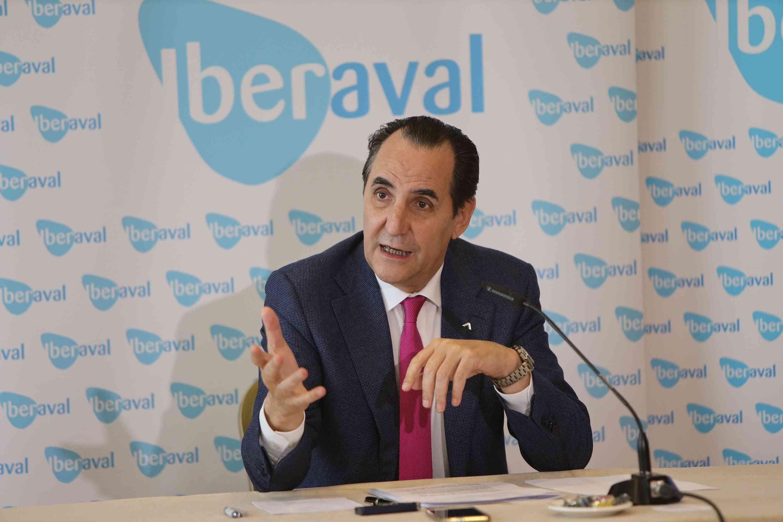 José Rolando Álvarez da cuenta de los resultados de Iberaval