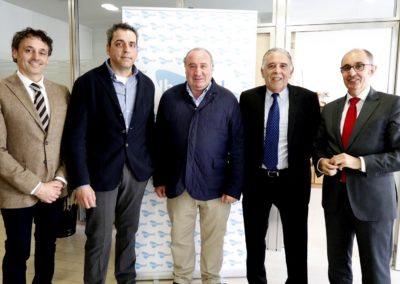 Iberaval premia en Soria a sus socios solidarios