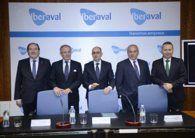 Las empresas financiadas con la garantía de Iberaval crecen más y crean más empleo que el resto