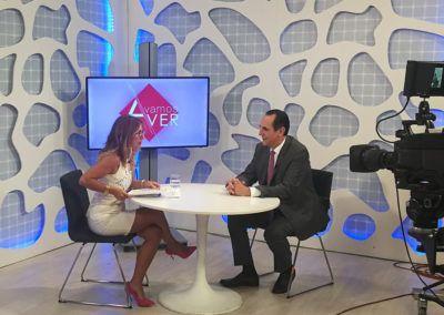 José Rolando Álvarez: «Financiamos proyectos de vida»