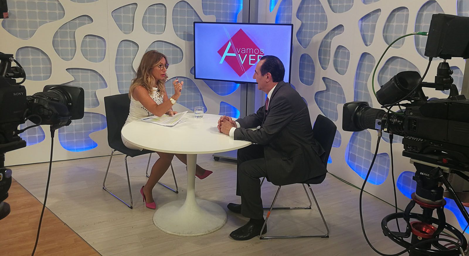 Entrevista José Rolando Álvarez