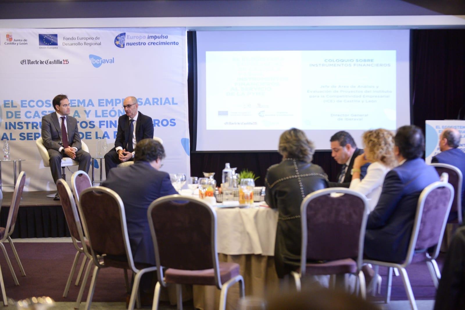 Encuentro sobre financiación e Instrumentos Financieros