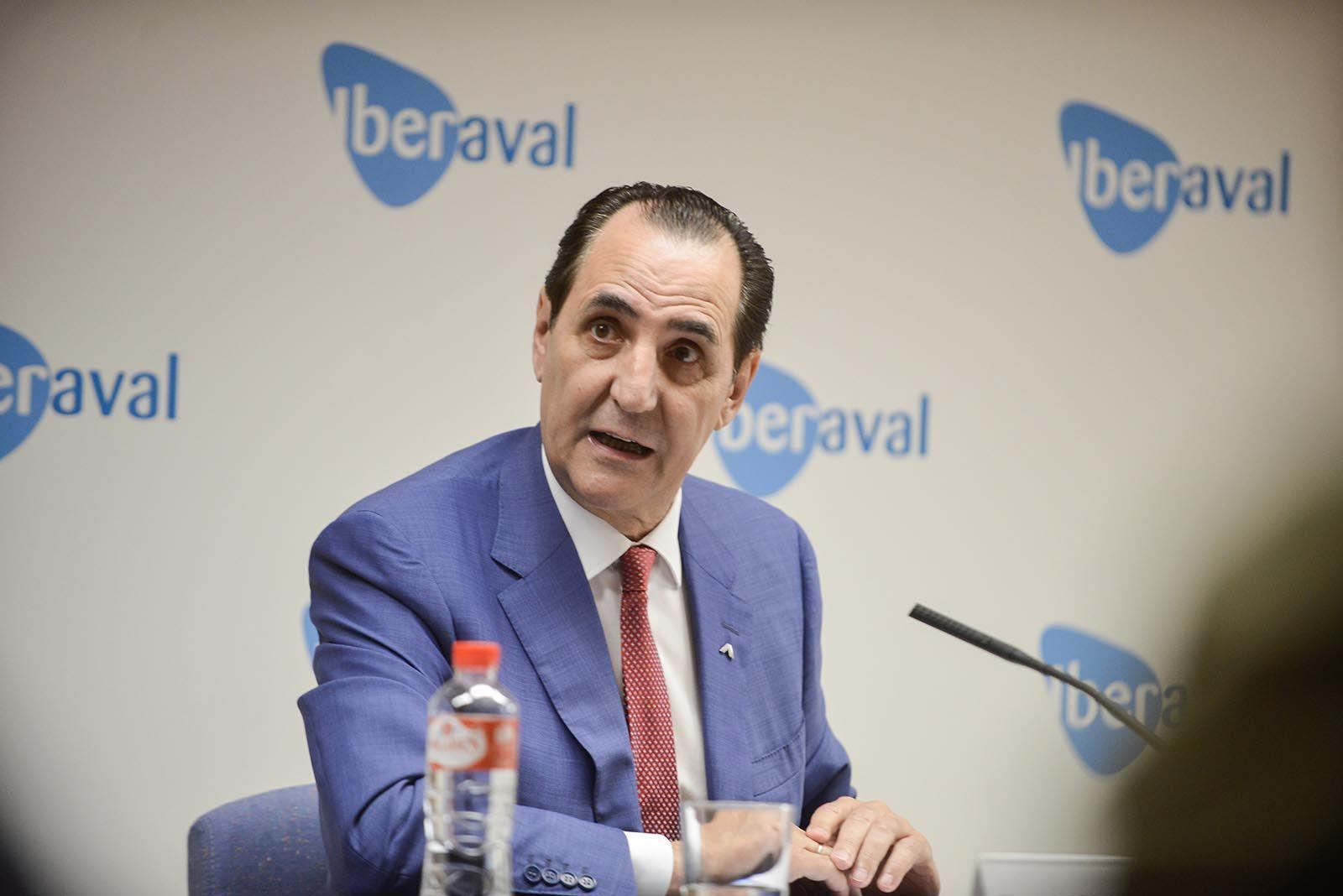 José Rolando Álvarez, presidente saliente de Iberaval