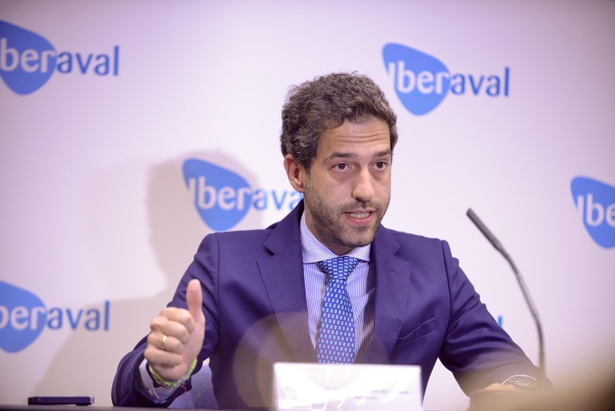 César Pontvianne, presidente de Iberaval