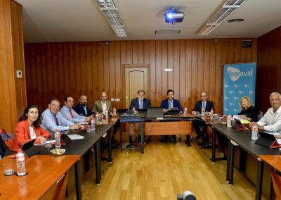 El Consejo de Administración de Iberaval elige como presidente a César Pontvianne