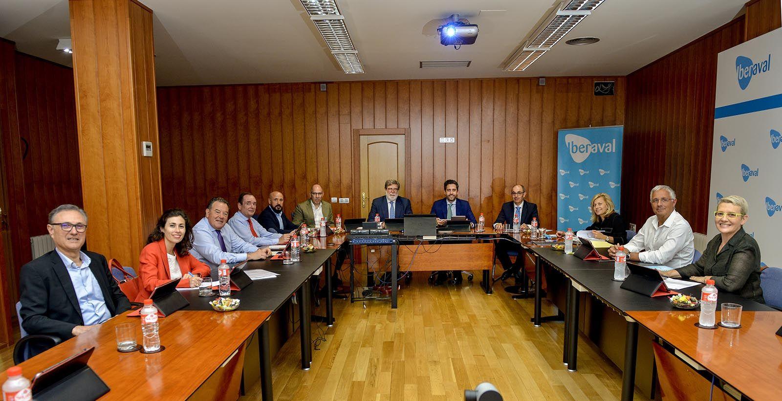 Consejo de Administración de Iberaval