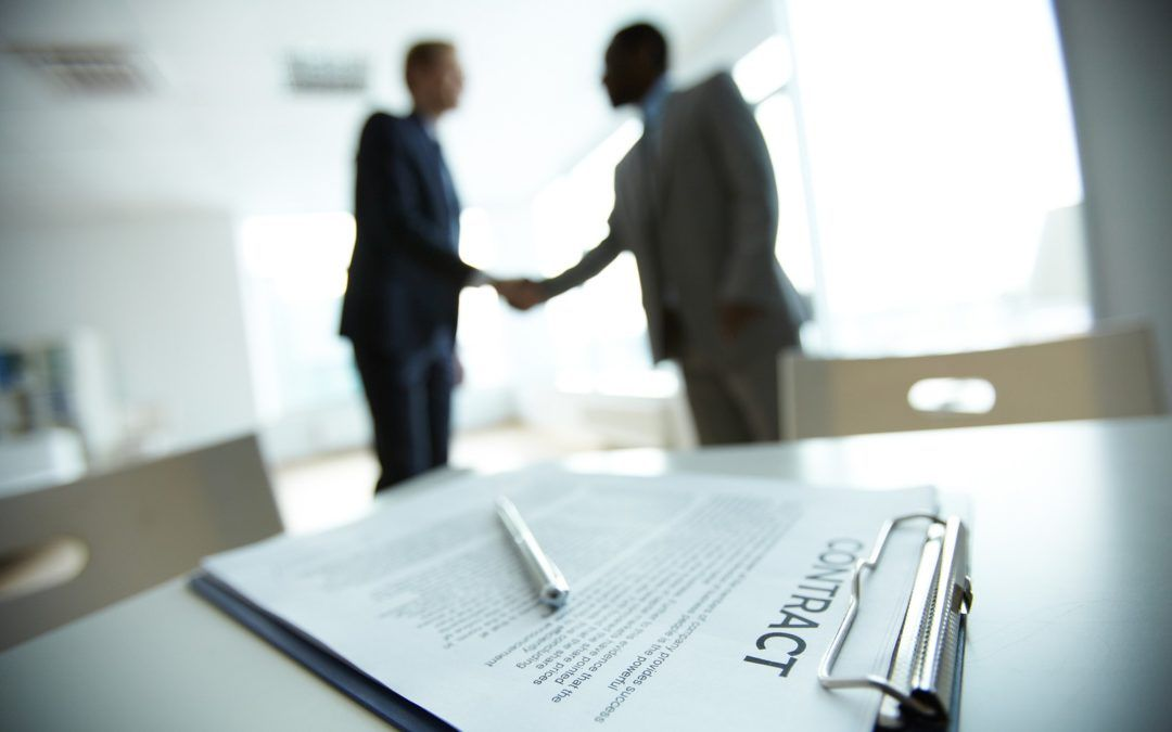 El contrato laboral