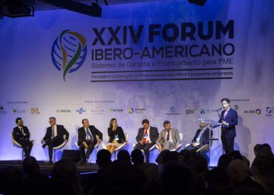 Iberaval negocia en Brasil la ampliación de los avales con sociedades de garantía iberoamericanas