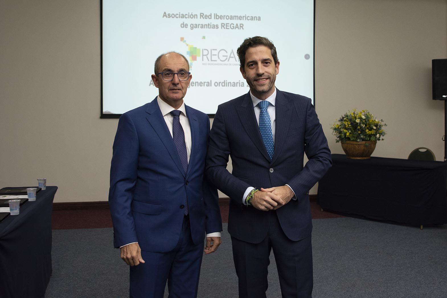 César Pontvianne y Pedro Pisonero