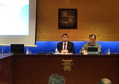 El futuro de las empresas en el medio rural, a debate en Medina de Rioseco