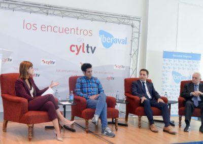 Tres empresarios de éxito plantean potenciar la marca Castilla y León y vincularla al crecimiento de empresarial