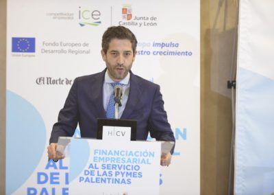 Iberaval defiende en Palencia su utilidad para facilitar financiación a las empresas