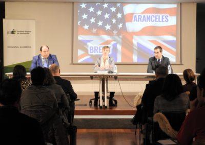 Iberaval colaborará junto al Gobierno de La Rioja con las empresas exportadoras para frenar el impacto del Brexit
